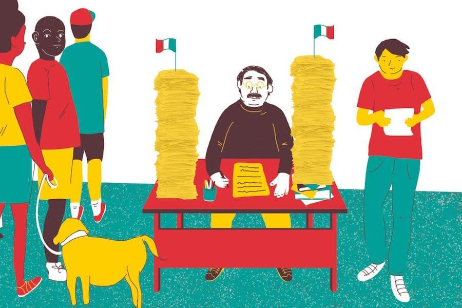 Emergenza permanente – L'Italia e le politiche per l'immigrazione