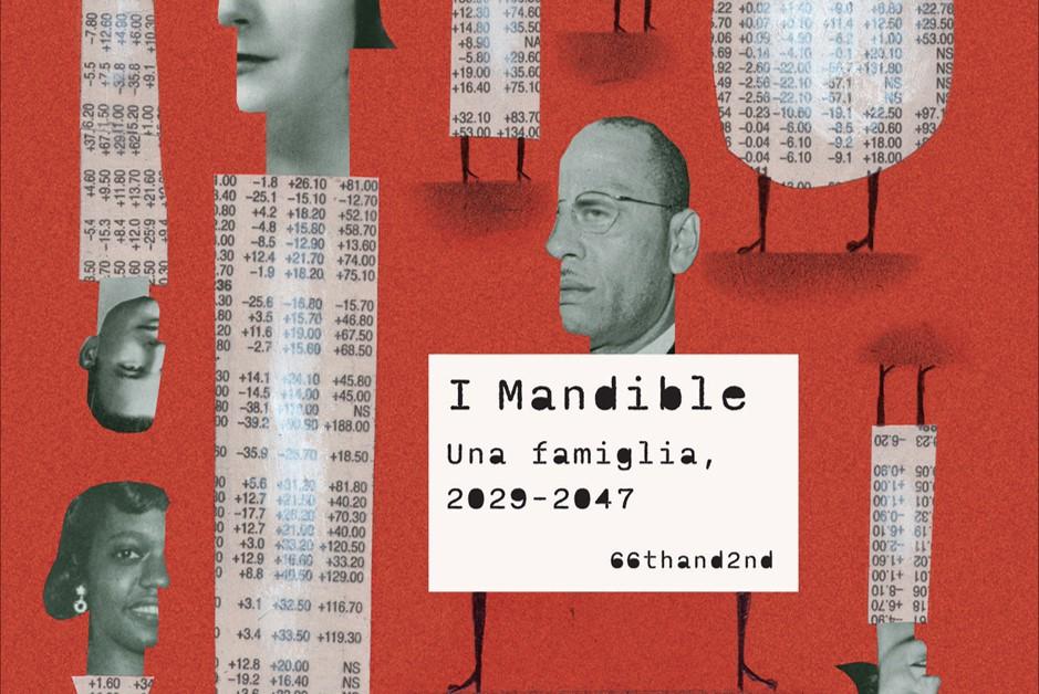 I Mandible. Una famiglia 2029-2047
