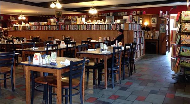 Il ristorante che regala libri ai propri clienti