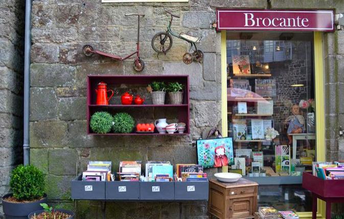 A Brecherel (Francia) c'è una libreria ogni 44 abitanti