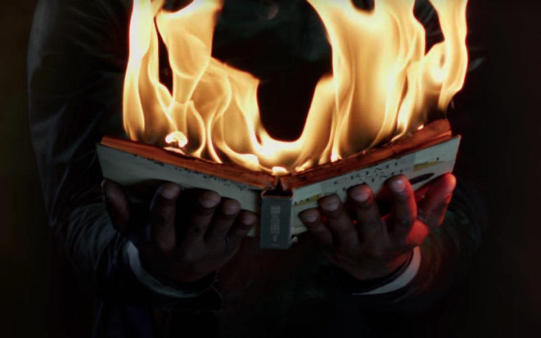 Fahrenheit 451: il libro brucia di nuovo