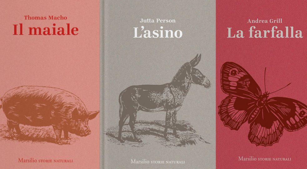 """""""STORIE NATURALI"""" è la nuova collana di Marsilio che parla di natura, animali e corpi celesti"""