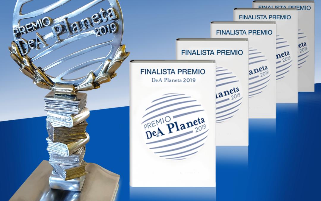 Premio letterarioDeAPlaneta: annunciata la CINQUINA finalista della prima edizione