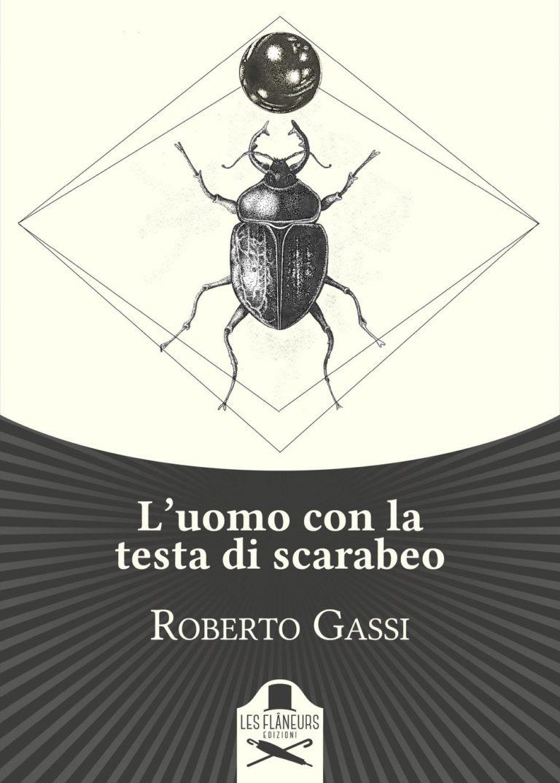 L'uomo con la testa di scarabeo